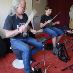 LOK Schlagzeugkurs 1