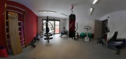 Fitnessraum LOK Freimann